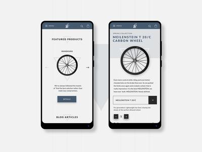 Meilenstein Lightweight mobile concept