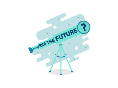 Can you see the future?