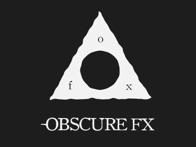 Logo Obscure FX