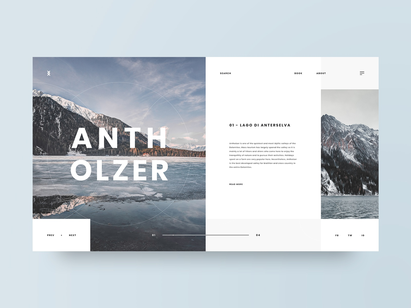 Dribbble preview   antholzer
