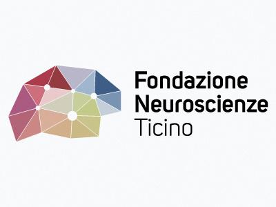 Fondazione Neuroscienze logo branding identity brain