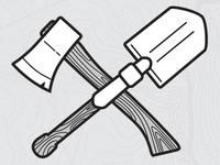 Axe & Shovel