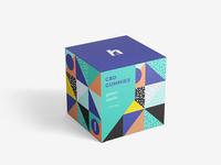 Square Box for CBD Product