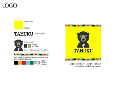 Logo Design : Tamuku