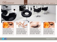 Web Design Concept - Browwow