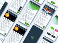TestBookGK App Redesign