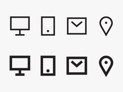 Invoice icons