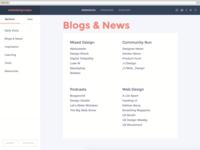 webdesignrepo V2 launched