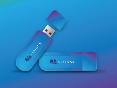 Claimok Branding - USB