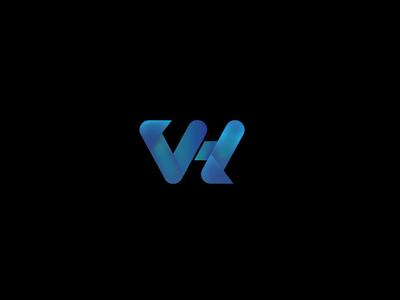 Vault Dribblle gradient design logodesigns logodesigner logodesign corporate identity bright brand identity black vibrant logos logo logo design design colourful modern branding
