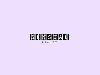 Sensual Beauty logodesign typography vector logodesigns logodesigner black corporate identity brand identity logos logo design logo design modern branding
