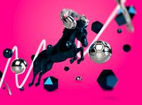 Black gallop