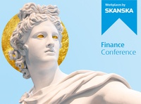 Key Visual for Skanska Finance Conference