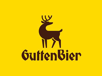 GuttenBier buck deer beer bier restaurant