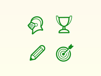 Quiz Tournament icons