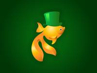 Goldfish Cash logo