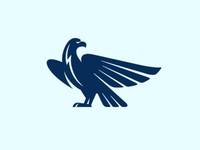 Eagle Logo wings bird eagle