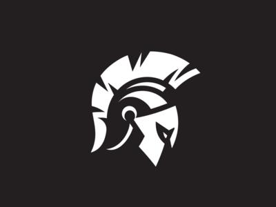 Axiom logo head logo mask warrior sports roman gladiator helmet