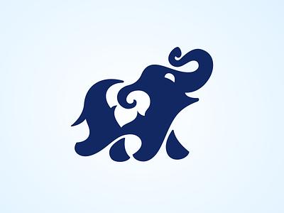 MyThailand logo logo branding logo design thailand thai elephant flat ornament