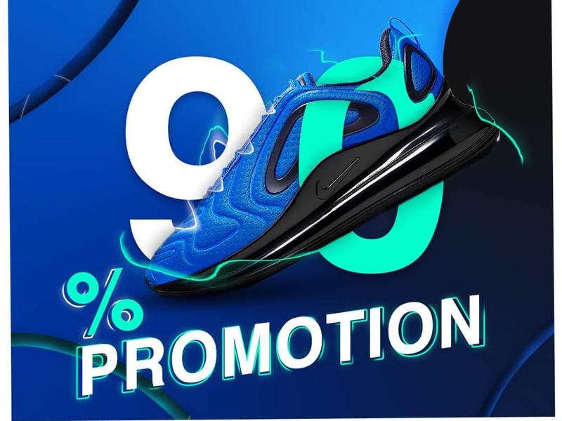 suicidio Sumamente elegante Calor  Nike Promo by Anis Tilioua on Dribbble