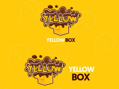 Yellow Box | Logo design