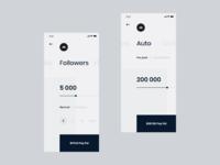 App design ui ux   Instagram   UI Design