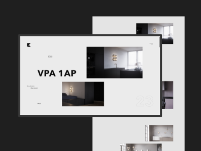 Architect Portfolio Website