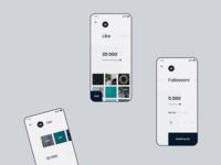 Poprey — mobile | Full case on Behance