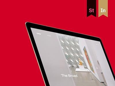 Architectural Website design | Full case on Behance branding mobile website web animation design ux ui minimal clean