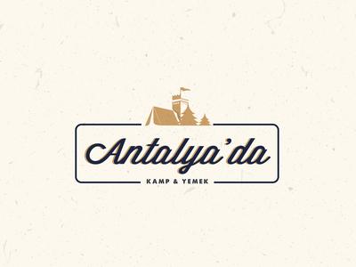 antalya, also designed for the logo design 🏰🏕