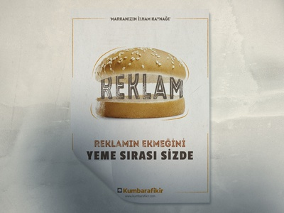 banner I prepared for kumbarafikir advertising agency