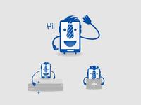 Business app - Illustration