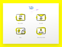 E-commerce Icons WIP