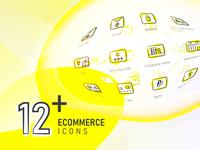 E-commerce Icons Intro [V2]
