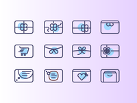 E-commerce Icons Extension + Style
