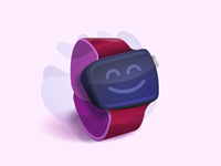 Smartwatch Illustration
