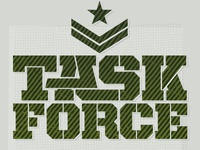 Military Inspired Type Treatment