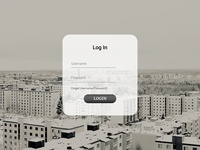 A Simple Login page
