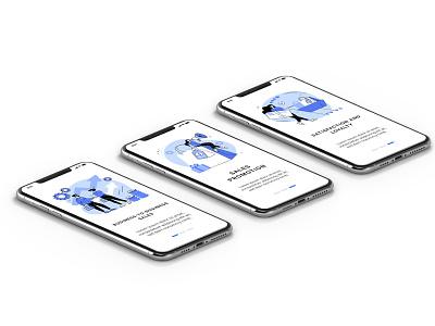 Digital Marketing pack storytelling concept flat ui concept illustration illustration graphic design ui elements vector