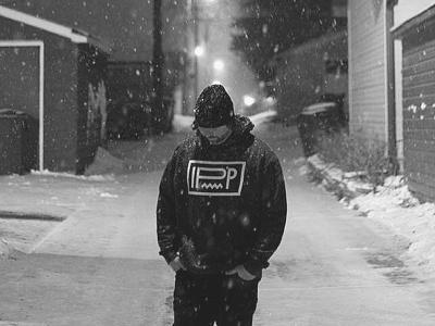 IPP Hoodie Preview screen printing apparel snow snowboarding ipp hooded sweatshirt hoodie design graphic
