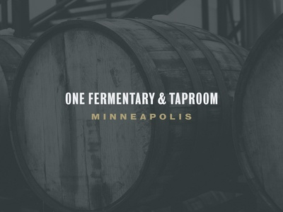 One Fermentary & Taproom 3