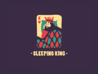 Sleeping King