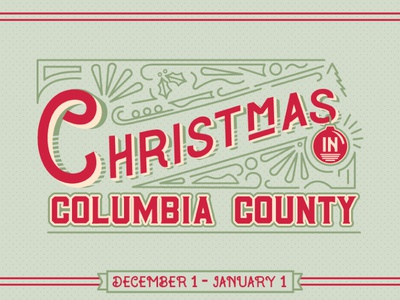 Christmas in Columbia County