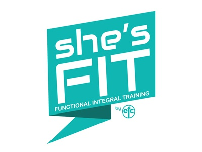 She's Fit Logo