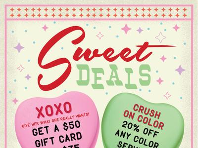 Sweet Deals Poster