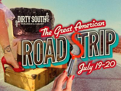 Great American Road Strip