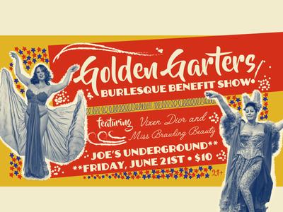 Golden Garters Burlesque Show