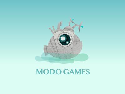 Modo Games Logo