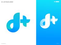 D+ (D-plus) logo