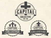 Capital Collective Logos Badges